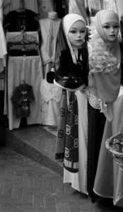 Mannequin, Tangier