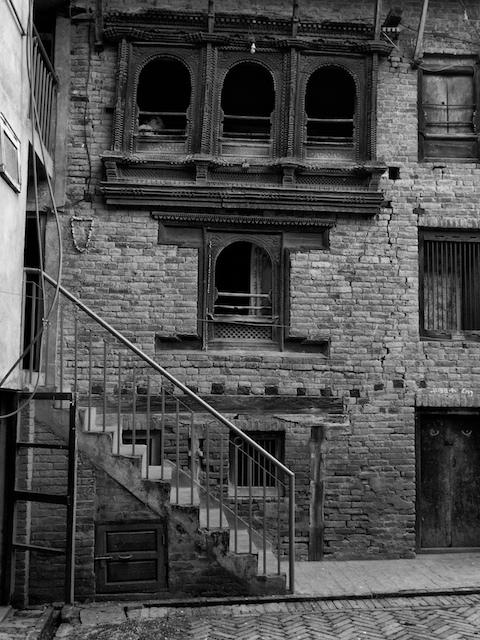 Old town, Panauti. John Callaway 20190