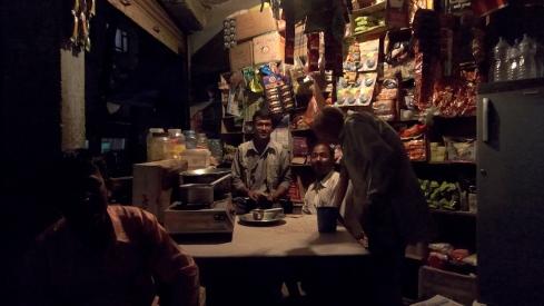 Local Tea Shop, Banepa. John Callaway 2010