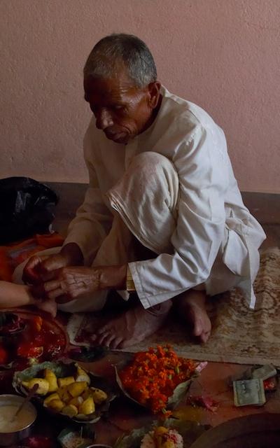 Rudra Puja. John Callaway 2010