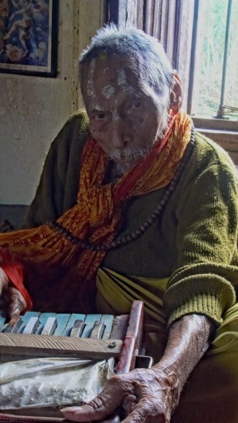 Sadhu. John Callaway 2010