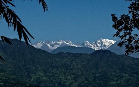 Himalayas. John Callaway 2010