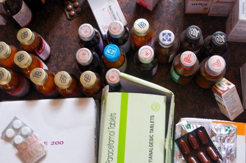 Medicines...John Callaway 2011