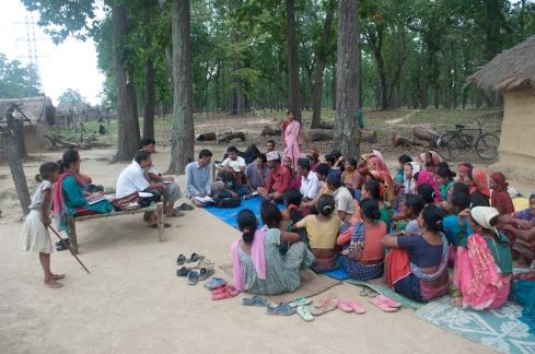 Rajipur, Kanchanpur District. John Callaway 2011