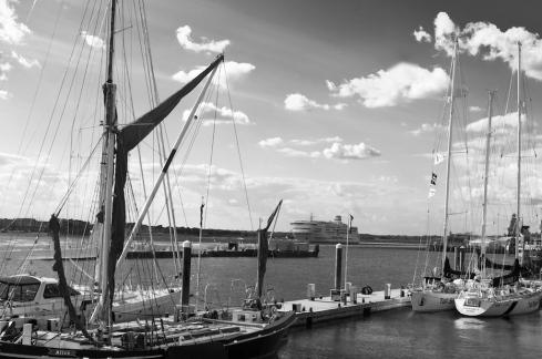 Portsmouth Harbour. John Callaway 2011
