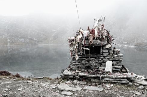 Khayar Barahi Lake. John Callaway 2011