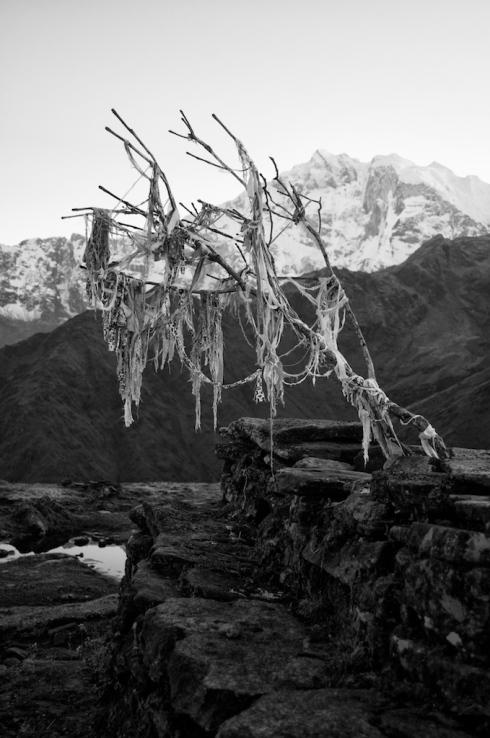 Dhaulagiri Range. John Callaway 2011