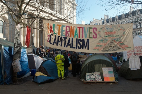 There are alternatives to capitalism. John Callaway 2012