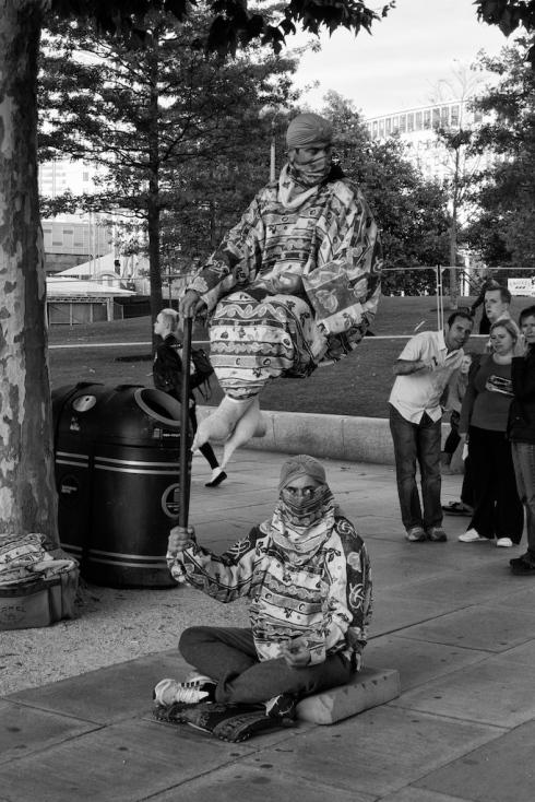 Balance. John Callaway 2012