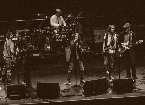 Patti Smith Group, The Troxy, London 2012. John Callaway 2012
