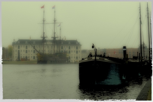 Het Scheepvaartmuseum, Amsterdam. John Callaway 2012
