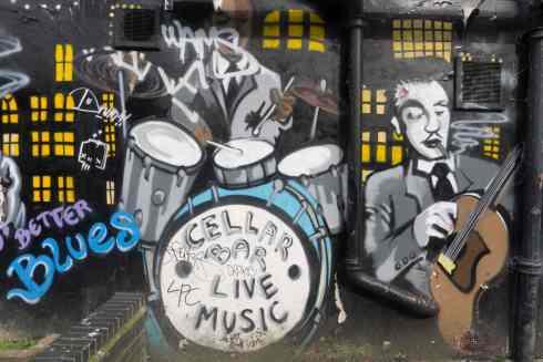 Better Blues. John Callaway 2013