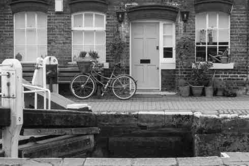 Lock keepers cottage. John Callaway 2013