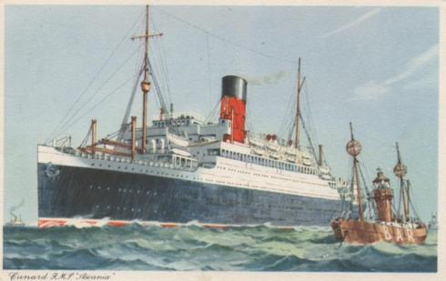 RMS Ascania
