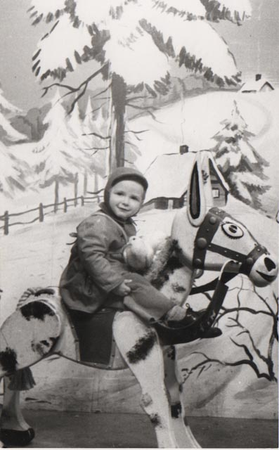 Mule variation... December 1960