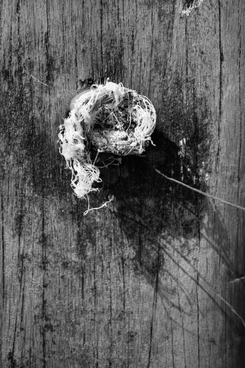 Wood & rope... John Callaway 2013