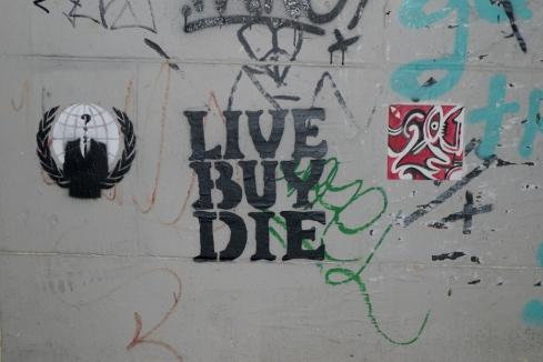 Live, Buy, Die…. John Callaway 2013