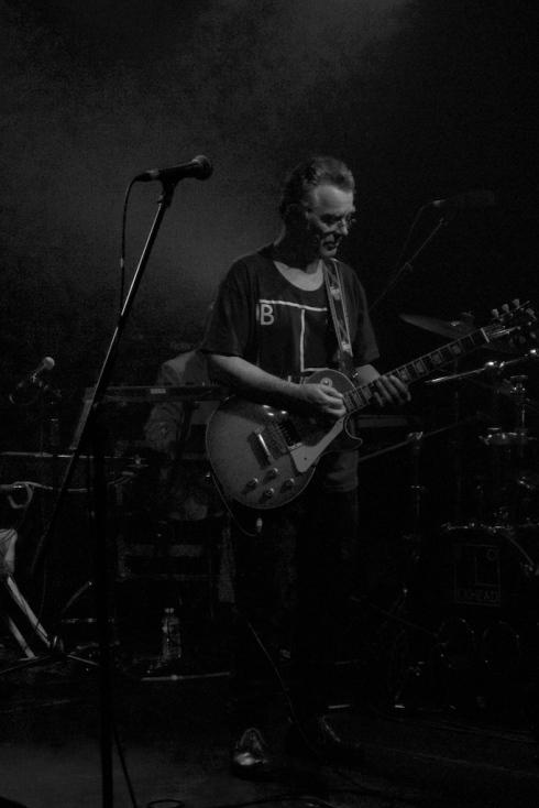 The Blockheads' John Turnbull @ the Wedge… John Callaway 2013