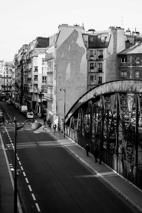 Rue De L'Aqueduc. John Callaway 2014