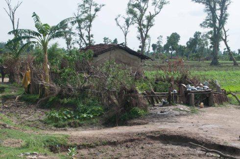 Whose land is it?  Western Nepal. John Callaway 2011