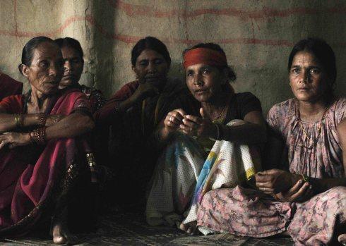 Women activists. Western Nepal. John Callaway 2011