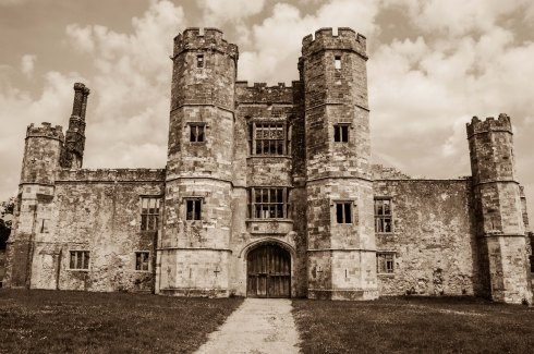 Titchfield Abbey. John Callaway 2014