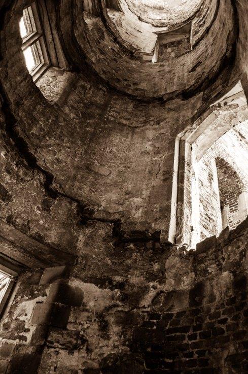 Stairwell... John Callaway 2014