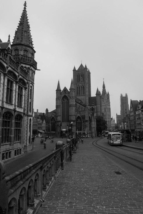 Sint Niklaaskirk, Gent John Callaway 2014