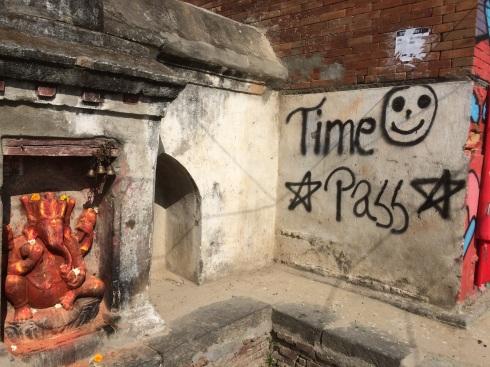 Time pass.... John Callaway 2014