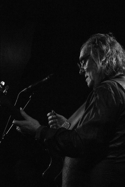 Terry Reid @ The Cellars. John Callaway 2015